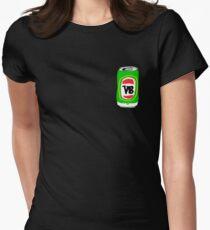 VeeBee Tinnie Women's Fitted T-Shirt