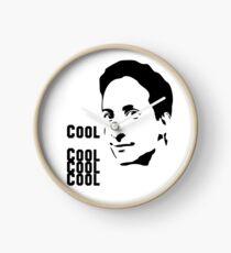 Cool. Cool Cool Cool.  Clock