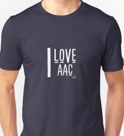 I Love AAC T-Shirt