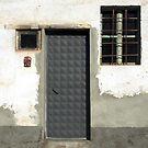 Door 92 Geometric by Josh Wentz