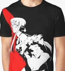 Futaba Sakura Graphic T-Shirt