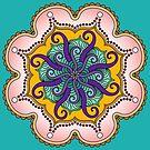 Tentacle Mandala by ninthcircle