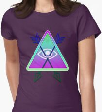 Surreal Women's Fitted T-Shirt