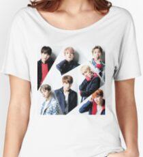 BTS OFFICIAL Women's Relaxed Fit T-Shirt
