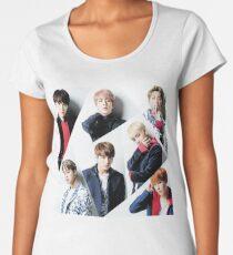 BTS OFFICIAL Women's Premium T-Shirt