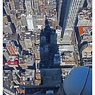 View from the Empire State Building, New York. by King Bricolage