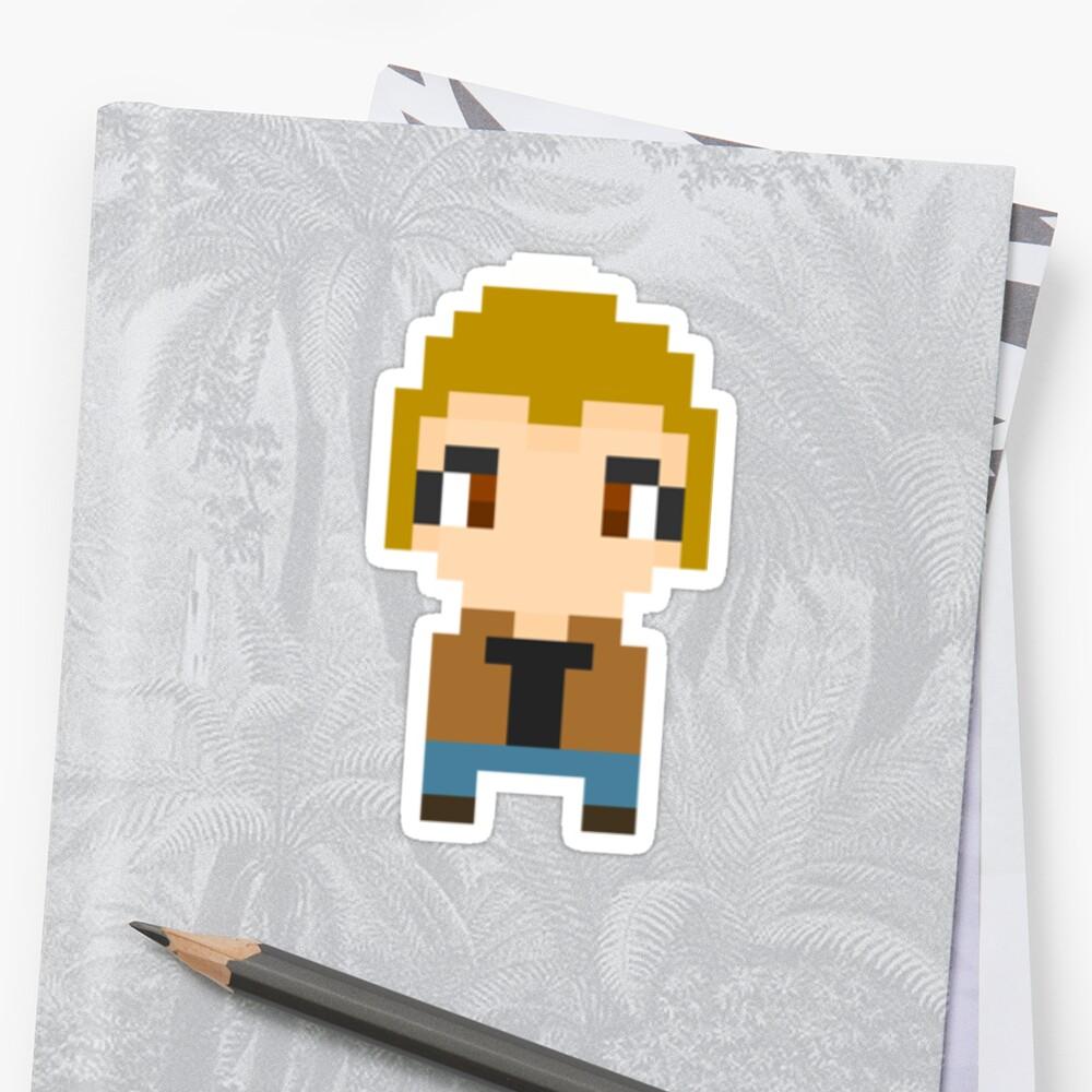 Pixel Liam Payne by citruscake