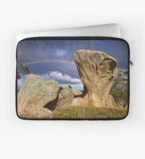 0308 Rock formation Laptop Sleeve