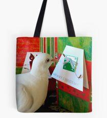 Form Me To YOU... - Dove & Christmas - NZ Tote Bag