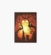 Enchanted Forest Art Board