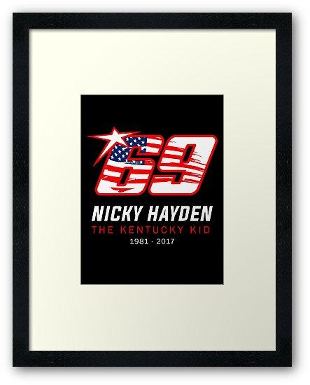 Condolence For Nicky Hayden\