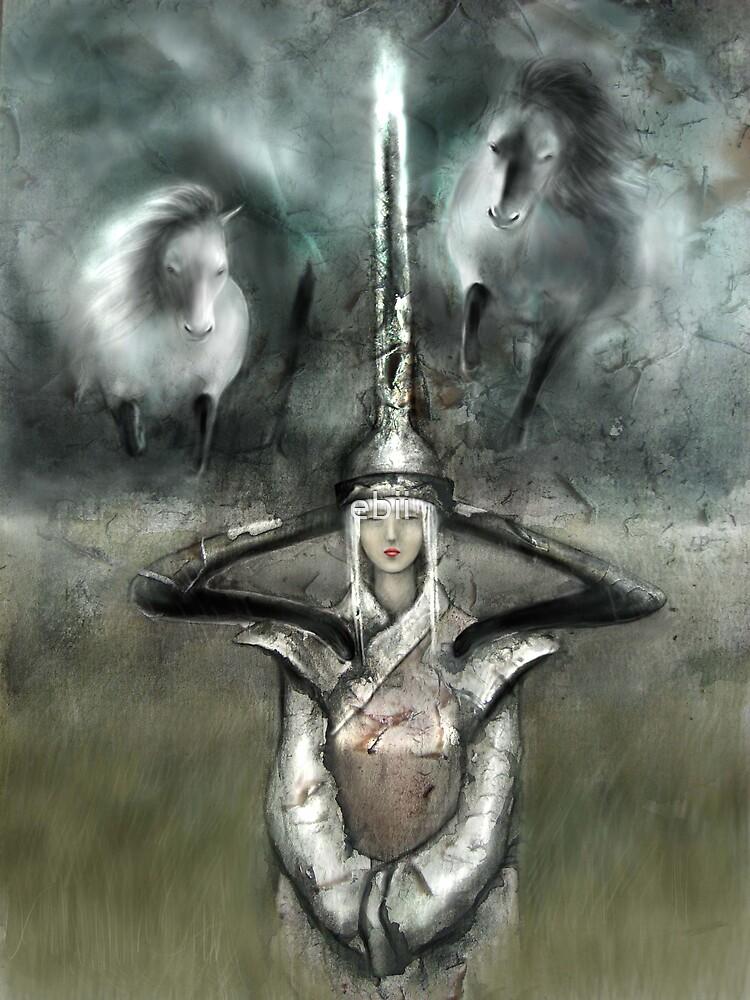 Queen by ebii