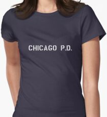 Chicago P.D Women's Fitted T-Shirt