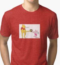 Bee syrup Tri-blend T-Shirt