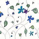 Winter blues by Maree Clarkson