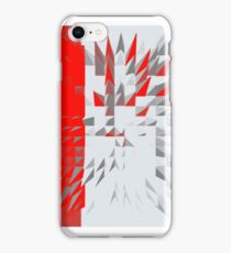 Red Spine iPhone Case/Skin