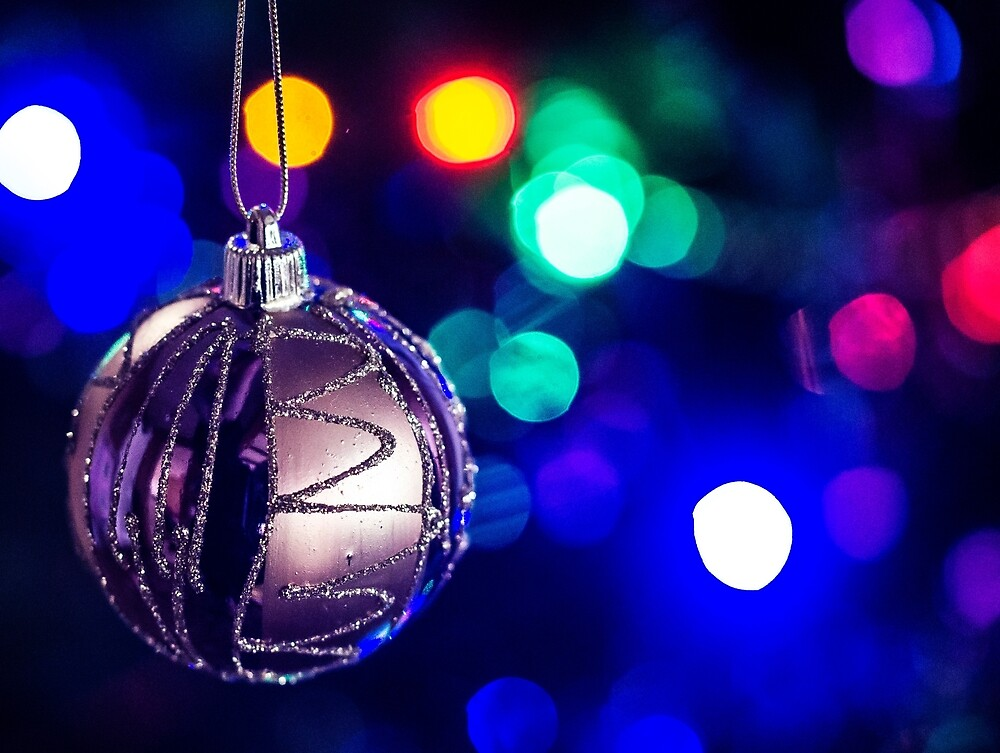 Christmas Bokeh  by caths13