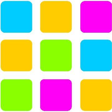 Color Grid von DIDRB