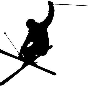 Park Skiing de kackourey1