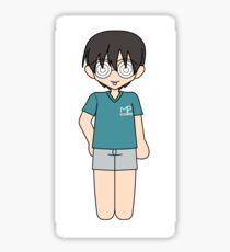 Miss Kobayashi's Dragon Maid - Takiya Design 2 Sticker