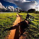 Sitting, Waiting, Wishing by Derek Flynn