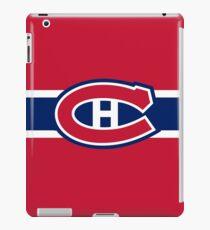 Montreal Canadiens iPad Case/Skin