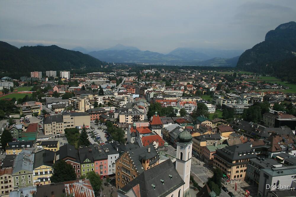 Kufstein by Drodbar