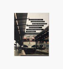 Amtrak Art Board