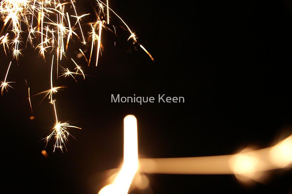Sparkler by Monique Keen