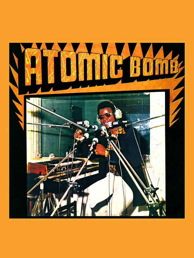 Atomic Bomb by pinkney