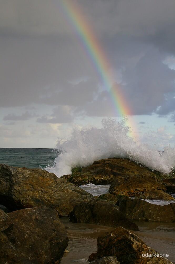 Sea Rainbow 1 by odarkeone