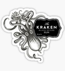 Kraken Sticker