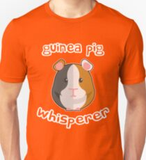 Guinea Pig Whisperer Shirt T-Shirt