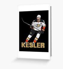 Anaheim Ducks - RYAN KESLER Greeting Card