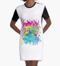 Design Art 2 by Oudia.com T-Shirt Kleid