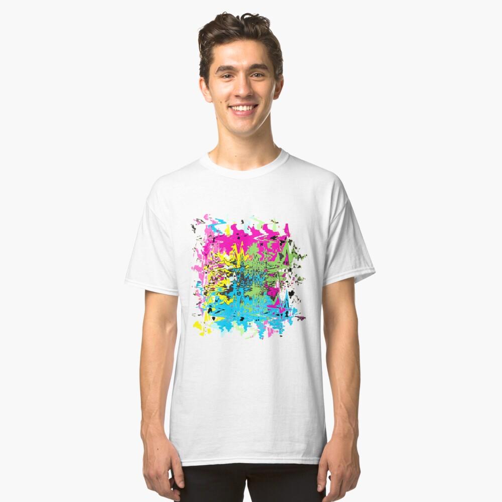 Design Art 2 by Oudia.com Classic T-Shirt