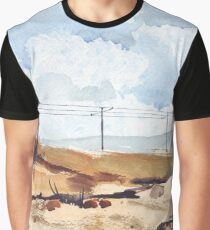 Technology and Country Living Graphic T-Shirt