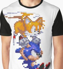 Sonic And Tails Graphic T-Shirt