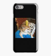 corn doggo iPhone Case/Skin