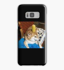 corn doggo Samsung Galaxy Case/Skin