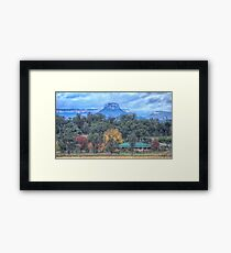 Capertee Magic - Capertee Valley NSW Australia Framed Print