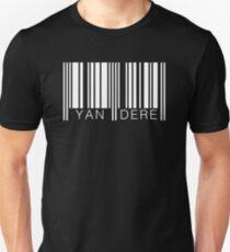 Yandere Barcode Parody Anime Shirt Unisex T-Shirt