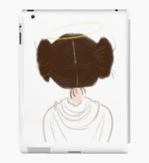 princess leia iPad Case/Skin