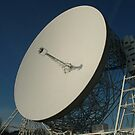 Lovell Telescope at Jodrell Bank 6 by bubblebat