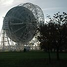 Lovell Telescope at Jodrell Bank 2 by bubblebat