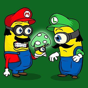 Despicable Mario by Alpha-Attire