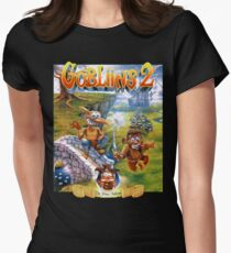 Gobliins 2 Womens Fitted T-Shirt