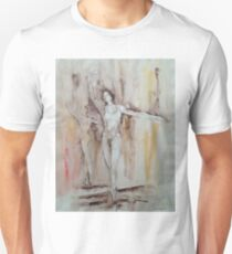 En Pointe – Ballet Painting T-Shirt