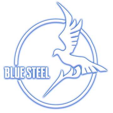 Arpeggio of Blue Steel Logo by dsgcreations