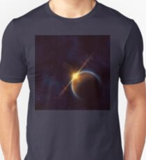Big Red Planet Unisex T-Shirt